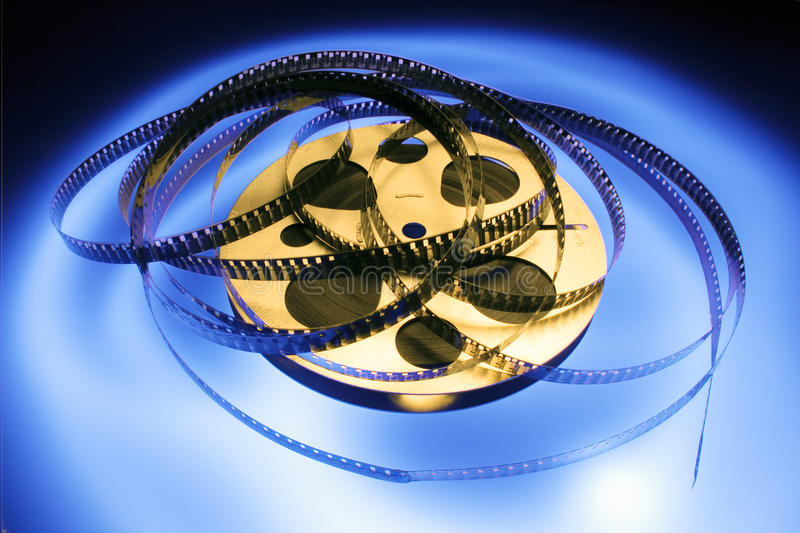 Download Film Reel Royalty Free Stock Image - Image: 22208076