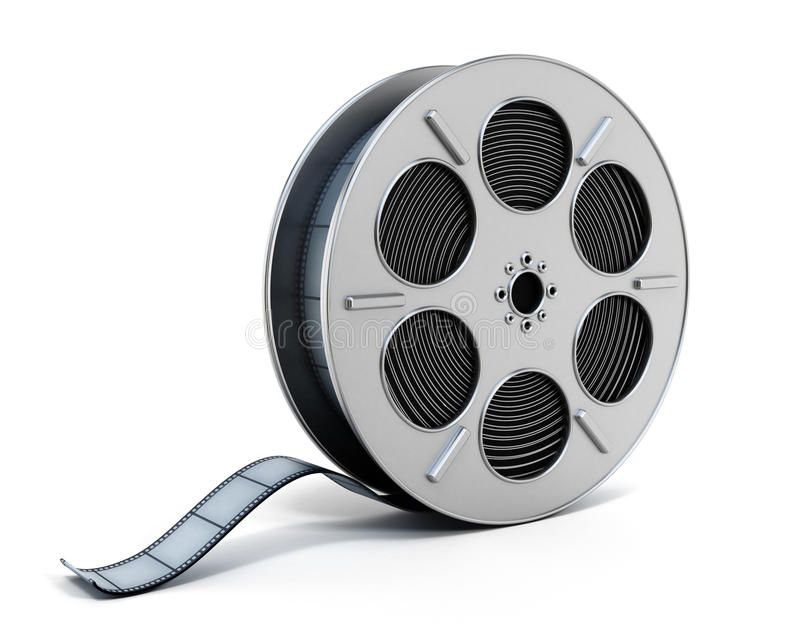 Film reel stock images