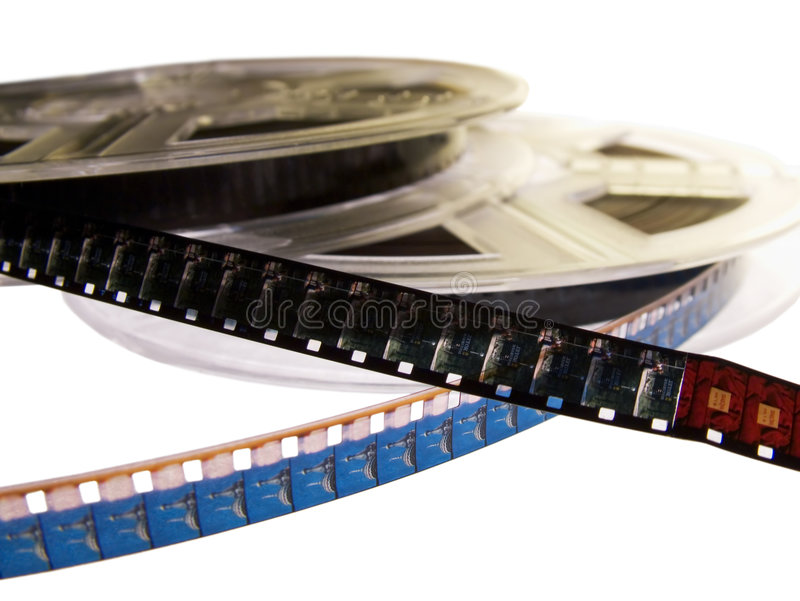 Download Film Reel Series 2 Royalty Free Stock Photography - Image: 360297