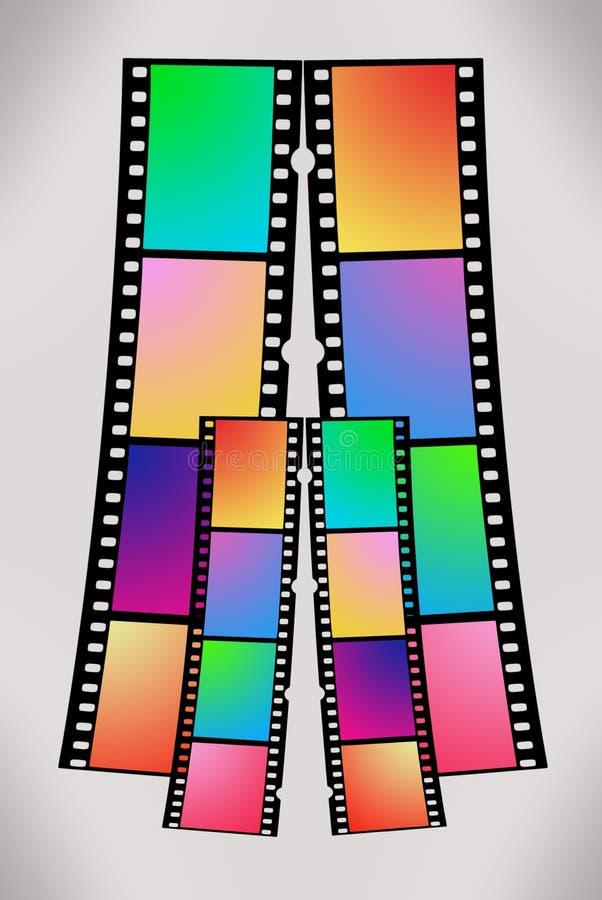 Free Film(RGB/CMYK) Stock Photography - 6097842
