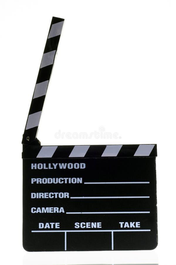 Film-Scharnierventil-Vorstand lizenzfreies stockbild