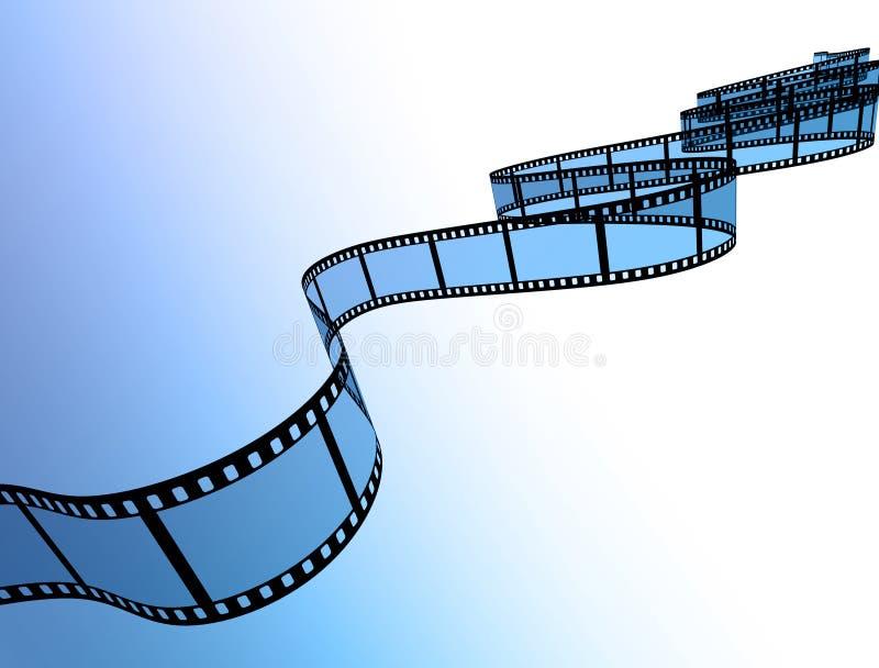 Film Strip. stock illustration