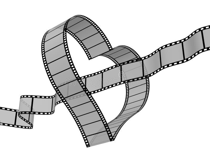 Film Strip 11 royalty free stock photos