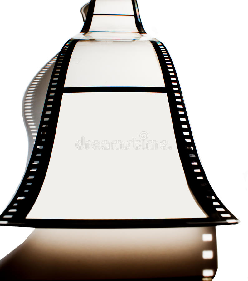 Download Film Strip stock photo. Image of empty, white, centre - 22829848