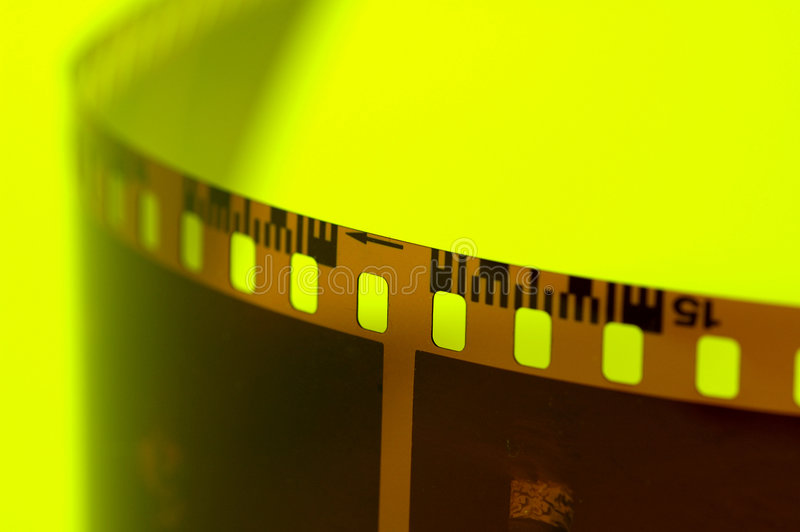 Film Strip 3 royalty free stock photos