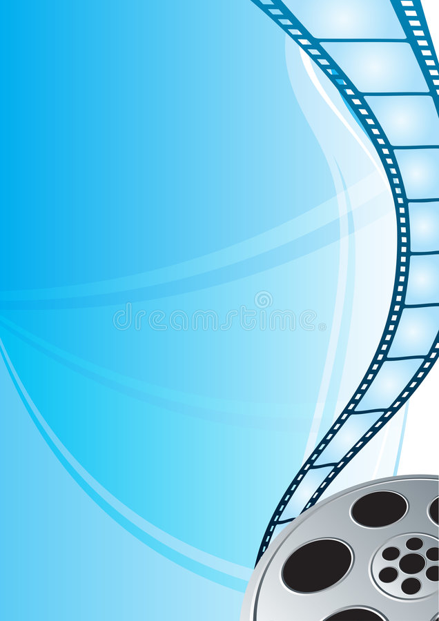 Download Film strip stock vector. Image of director, entertainment - 5269309