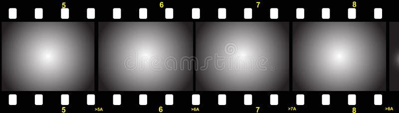 Download Film strip stock vector. Illustration of animate, 35mm - 5379645