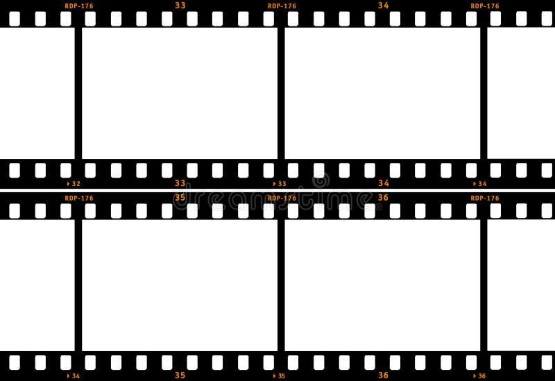Film Strip stock illustration