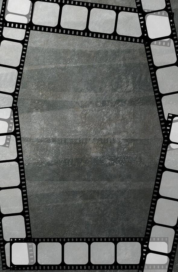 Download Film Strip Frame Background Stock Illustration - Image: 23463825