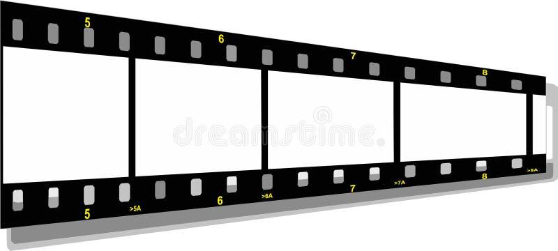 Film strip perspective
