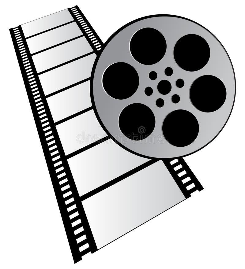 Film stripe vector illustration