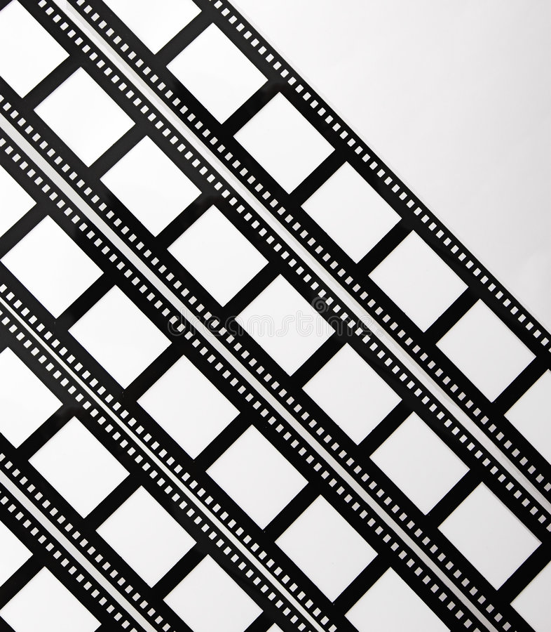 Free Film Strips 5 S Stock Image - 861821
