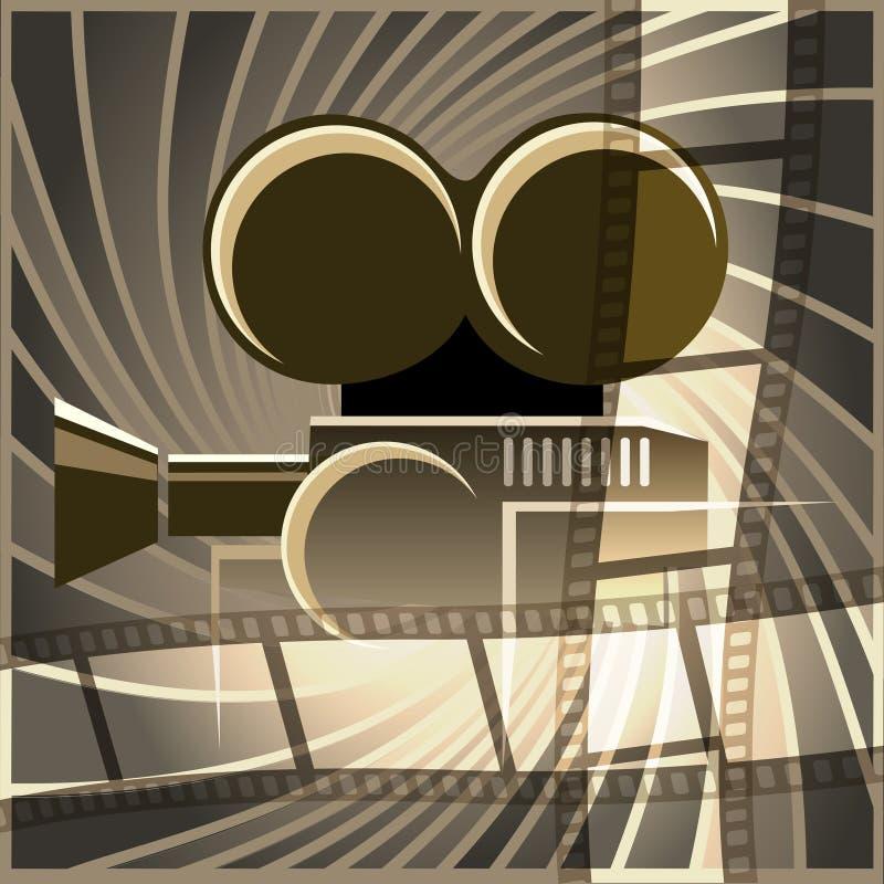 Film sztuka ilustracji