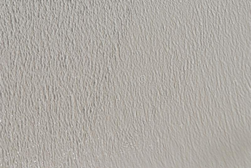 Film van transparant Cara?bisch water over wit zand stock afbeeldingen