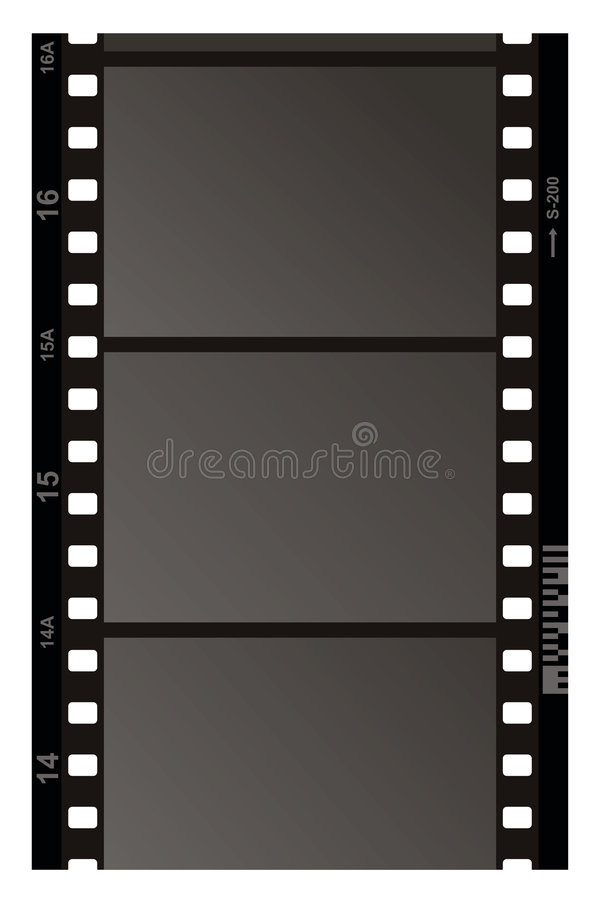 Film1 royalty illustrazione gratis