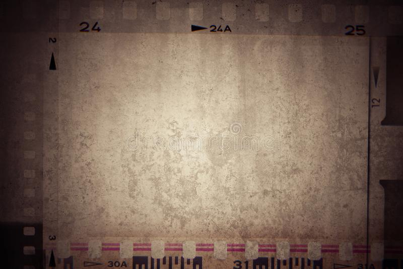 Filma remsabakgrund arkivfoton