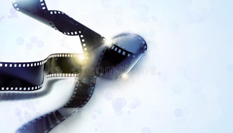 Filma remsor royaltyfria foton