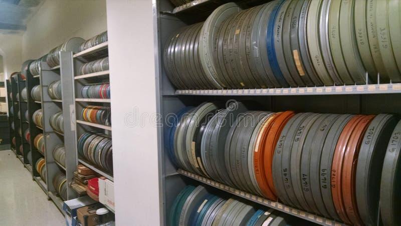 Filmbroodjes royalty-vrije stock fotografie