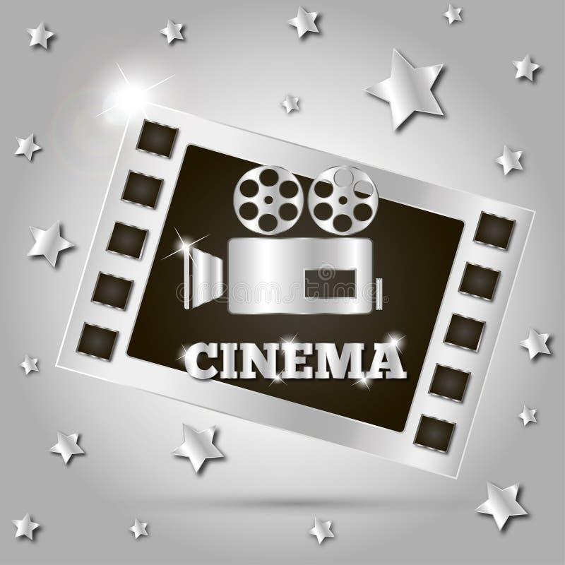 Download Filme de filme da câmera ilustração do vetor. Ilustração de filme - 65577052