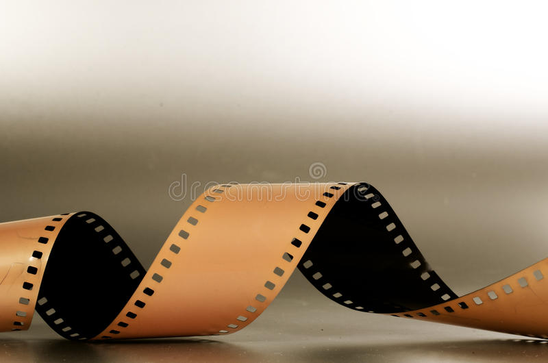 Filme la tira fotografía de archivo libre de regalías
