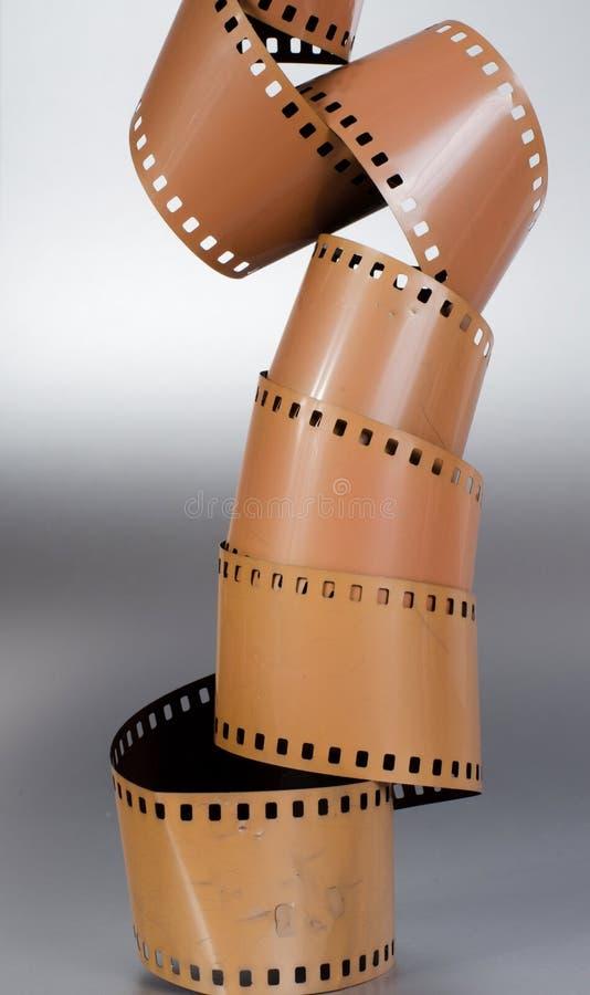 Filme la tira foto de archivo libre de regalías