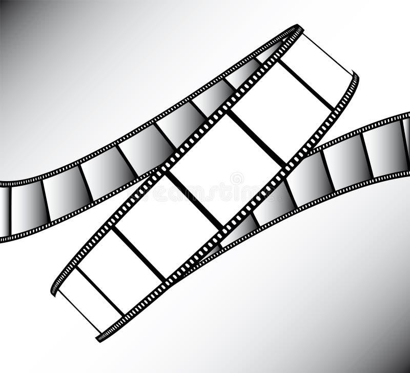 Filme/película da foto ilustração royalty free