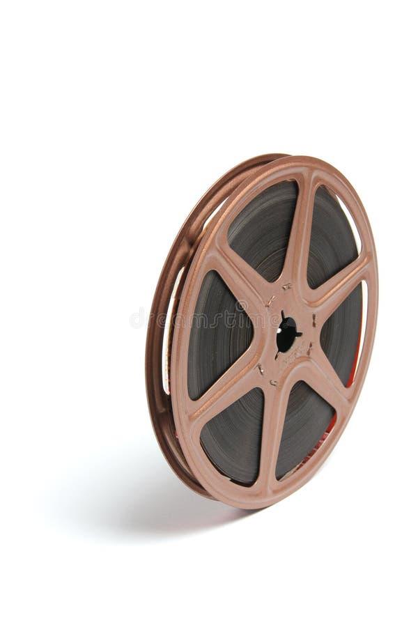 filmfilmrulle arkivbild