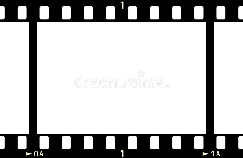 FilmFrame (x1_2) ilustración del vector