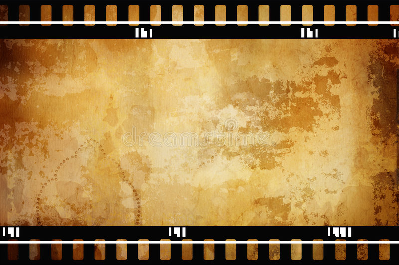 filmgrunge vektor illustrationer