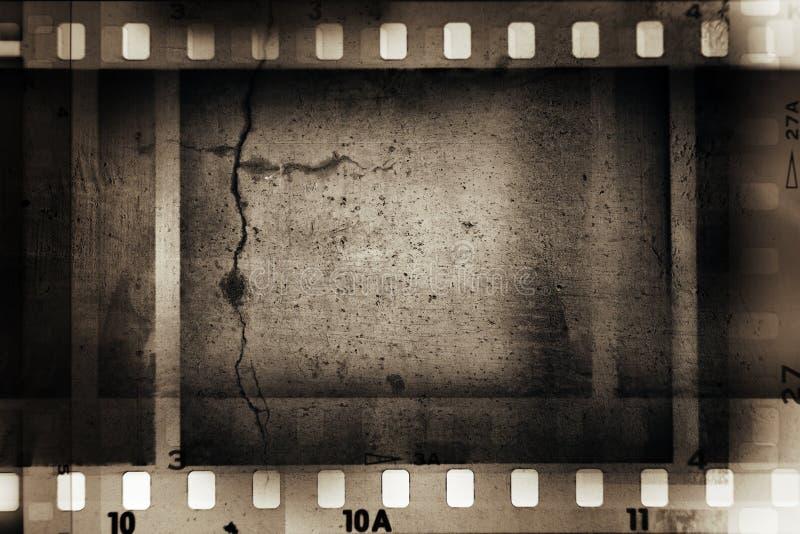 Filmkaders stock afbeeldingen