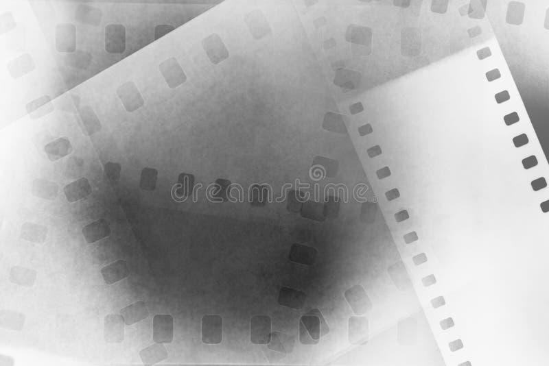 Filmkaders stock fotografie