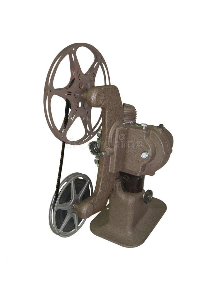 Filmkamera arkivbild