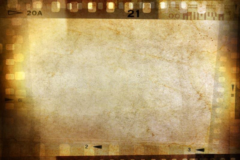 Filmnegationar royaltyfria foton