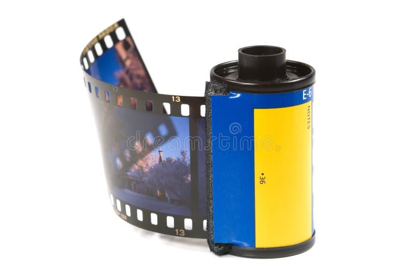 filmpacke royaltyfri bild