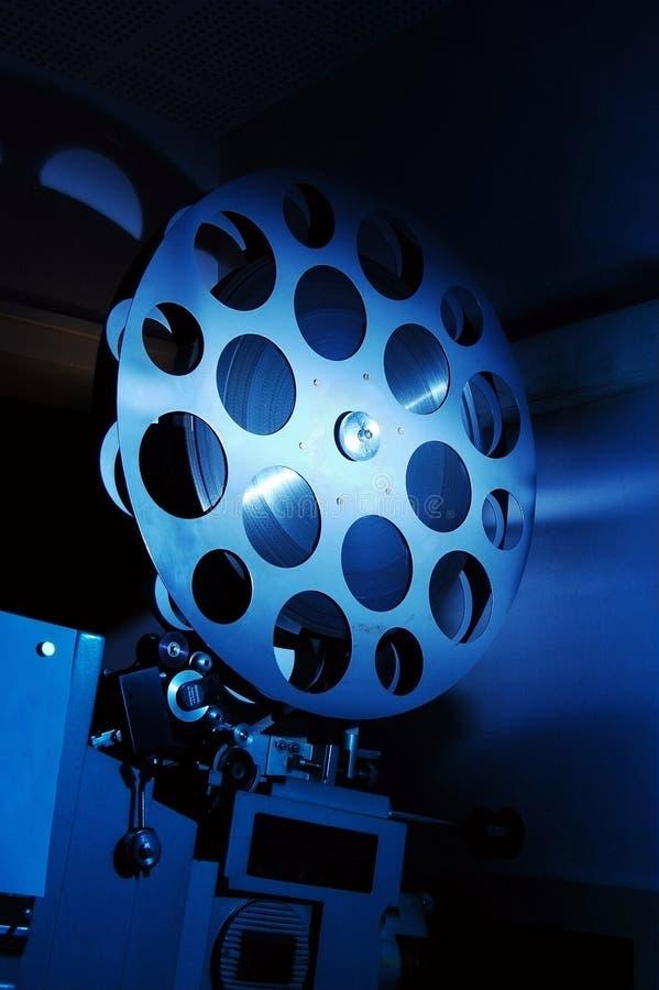 Download Filmprojector stock foto. Afbeelding bestaande uit montage - 13376676
