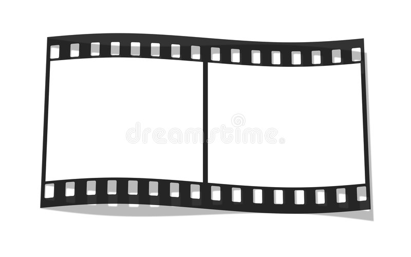 Filmstreifen vektor abbildung
