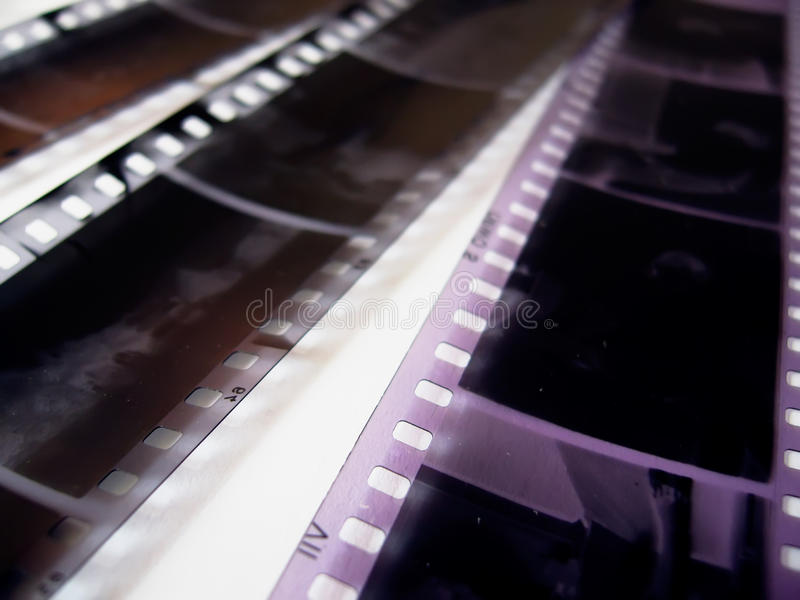 Filmstrip photos libres de droits