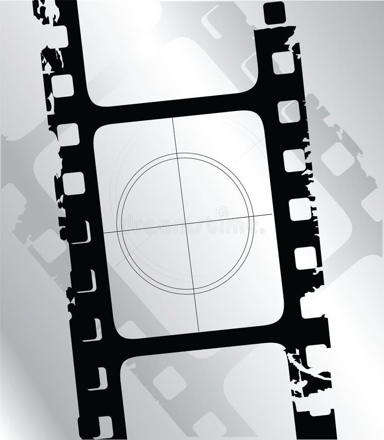 Filmstrip illustration de vecteur