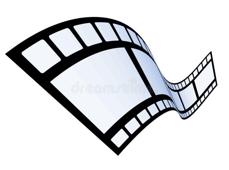 Download Filmstrip stock illustration. Image of cinema, equipment - 28999740