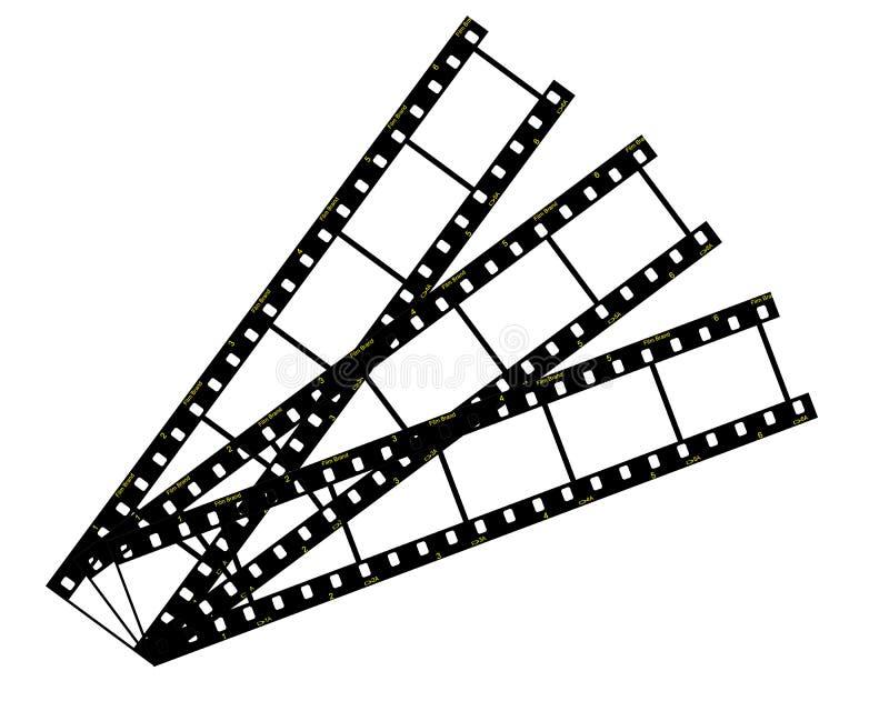 filmstrip ilustracja wektor