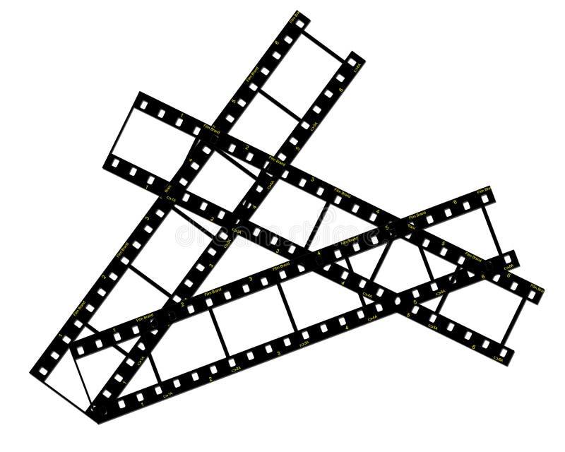 filmstrip royalty ilustracja