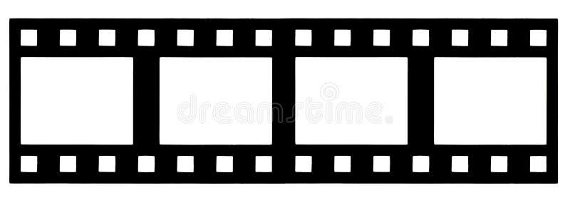 Filmstrip illustrazione di stock