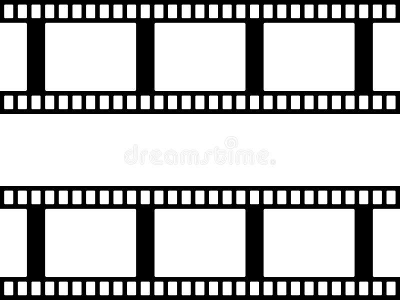 Filmstrip ilustração do vetor