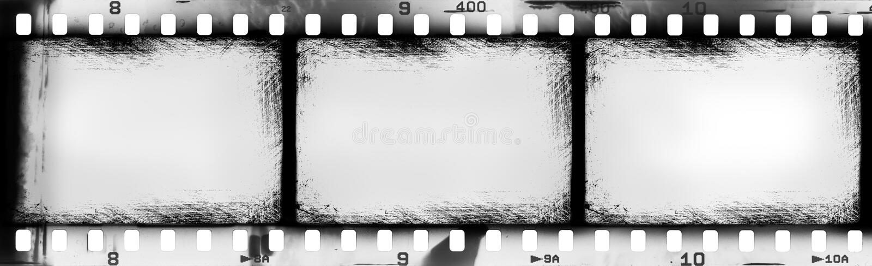 Filmstrip Grunge иллюстрация штока