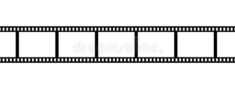 Filmstrip negative photo film stock image