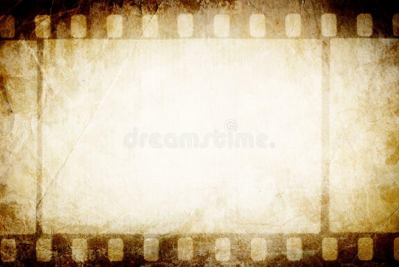 filmstrip stary fotografia stock