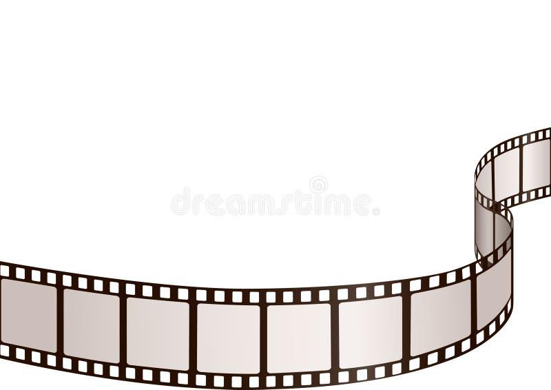 filmstripram royaltyfri illustrationer
