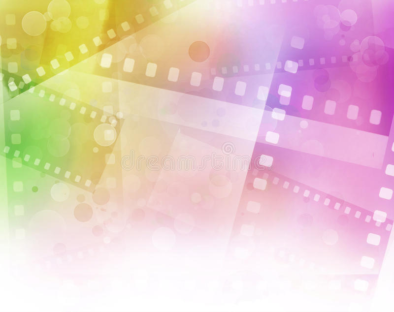 filmstrips fotografía de archivo libre de regalías