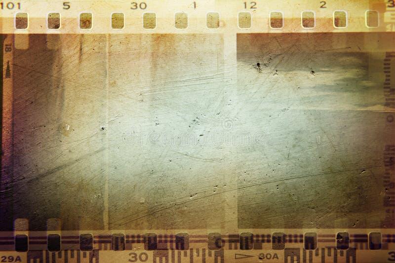 Filmstroken stock fotografie