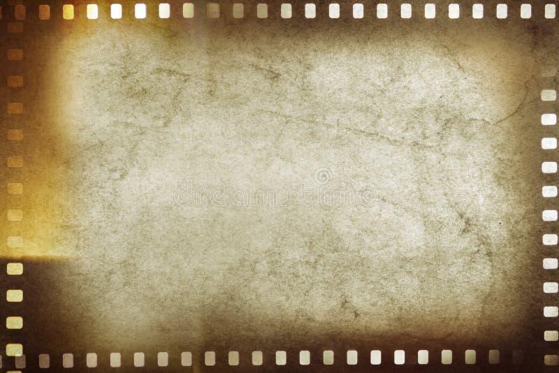 Filmstroken stock afbeeldingen